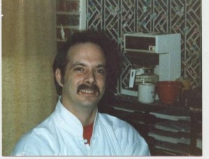 Sifu Phillip Starr, in 1986