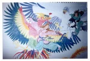 Martial Totem - Phoenix, Hawk 19