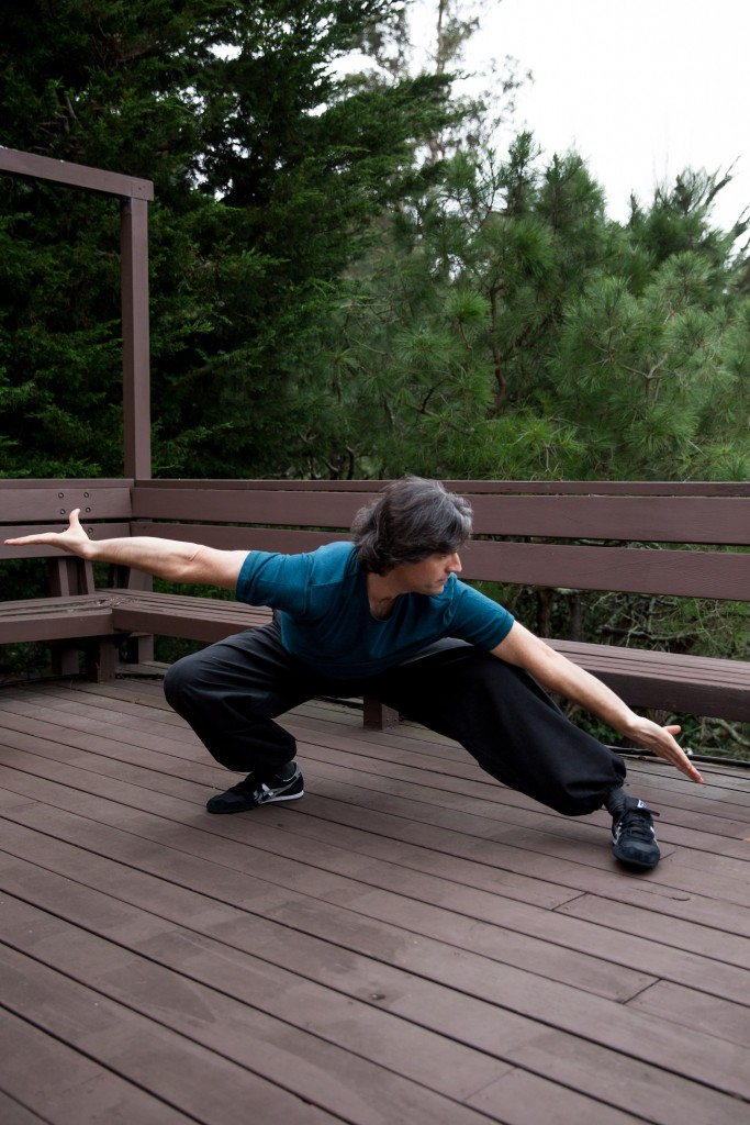 Start or deepen your martial arts training with Bagua Zhang!