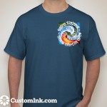 Vajra Visions T-Shirt Design Front